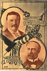 The Roosevelt Bears Postcard Series. Archives of the Theodore Roosevelt Association Collection