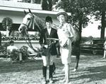 Mrs. Joseph L. Merrill and Kip Rosenthal