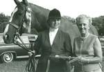 Mrs. John J. McDonald and Susan Lenahan