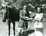 Individual Receiving An Award