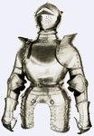 Half Suit Maximilian Armor