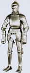 Complete Suit of Maximilian Armor