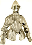 Half-Suit of Engraved Armor
