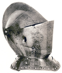 Armet or Close Helmet