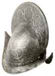 High-Comb Morion