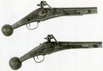A Pair of Reiter Wheel-Lock Pistols