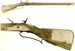 An Extraordinary Flintlock Hunting Rifle
