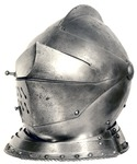 A Helmet with it's Original Lining
