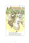 Kate Greenaway's Mother Goose or the Old Nursery Rhymes - Image 5