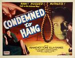 Condemned To Hang