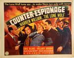 Counter Espionage